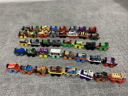 Mini Thomas The Train Huge Lot 41 Pieces Thomas And Friends Collectables Toys Euc