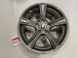 Honda S2000 Cr Oem Front Wheel And Center Cap 17x7 Type S Ultimate Edition Gt 100