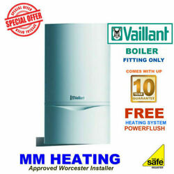 Vaillant Ecotec Pro 28 Combination Boiler Supply And Fitted