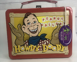 Vintage Howdy Doody Metal Lunch Box 2002 By Bosley Boxes 2002 Collect