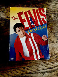 Elvis Presley The Signature Film Collection 6-dvd Box Set Cult Classic New