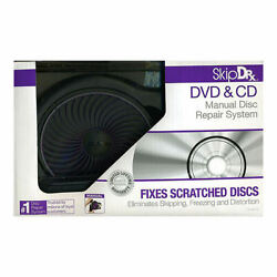 Skip Doctor By Digital Innovations Fixes Scratches Bluray Dvd- Games Brand New