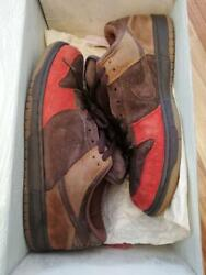Very Rare Good Condition Item Nike Dunk Low Pro Sb 29.5cm Shipping From Japan