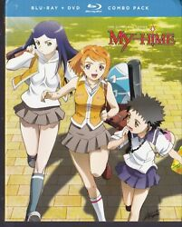 My-hime The Complete Series Blu-ray Disc/dvd, 2018, 7-disc Set