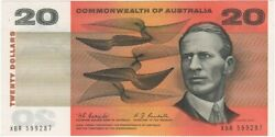1968 20 Note Coombs/randall R402 Good Ef