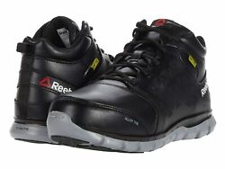 Manand039s Shoes Reebok Work Sublite Cushion Work - Rb4143 Alloy Toe Eh