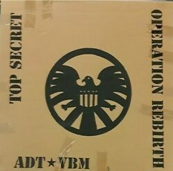 Sealed Museum Replica 885008 Captain America 11 Life Size Prop Shield New Misb