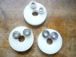 Brother Hs-300 Hs-350 D42 Pulleys, Lot 3