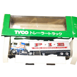 Tyco Slot Car Trailer Truck Pacific Intermountain Express Pie Racing System