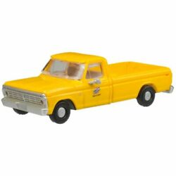 Atlas 60000125 - 1973 Ford F-100 Pickup Chicago And Northwestern Cnw - N Scale