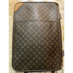 Louis Vuitton Pegase Monogram Canvas 55 Rolling Luggage- Pre Owned