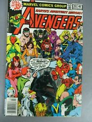 Avengers 181 Fn+ 6.5 1st Appearance Scott Lang Ant-man George Perez Cover