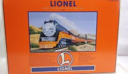 Lionel Trains 6-28071 Gs-4 Southern Pacific Day Light Steam Locomotive And Tender