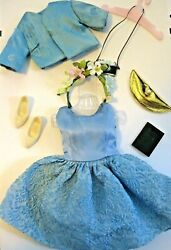 Ideal Vintage Tammy Fashion Outfit1963-64 Dream Boat 9153 Complete Htf