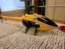 Mikado 480 Xtreme Rc Helicopter With Lots Of Extras