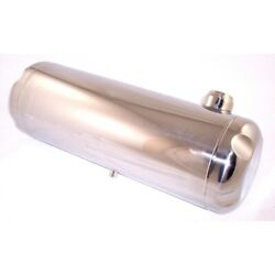 Stainless Steel Fuel Tank 8 X 24, 5 Gallon, End Fill, Dunebuggy And Vw