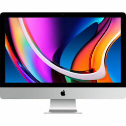 Apple Imac 2020 27and039and0395k I5-10600 3.3ghz 8 512gb Ssd Radeon Pro 5300 Mxwu2ll/a