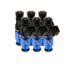 Fuel Injector Clinic 1650cc Fuel Injector Set High-z For Fic Nissan 350z/370z