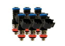 Fuel Injector Clinic 1650cc Fuel Injector Set For Jeep 3.6l V6 Engines High-z