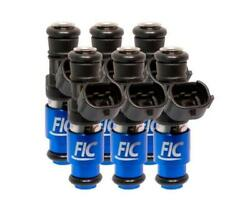 Fuel Injector Clinic 2150cc Fic Fuel Injector Set For Vw / Audi 6 Cyl, 53mm