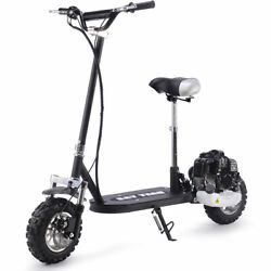 Say Yeah 49cc Gas Scooter Black Air Cooled Epa Approved Chain Drive Max Wt 185