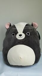 Squishmallow Skyler The Skunk 16pillow Plush New With Tag Super Soft Kellytoy