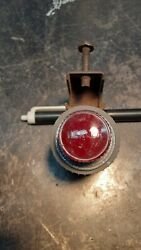 1930's 1940's Vintage Accessory Under Dash On/off Heater Switch Chevy Ford Bomb