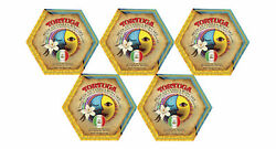 Tortuga Caribbean Mexican Vanilla 4oz Rum Cake 5 Pack Fathers Day Promo