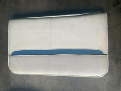 1995 Four Winns 245 Boat Rear Top Of Engine Cover Cushion