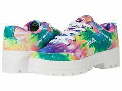 Womanand039s Sneakers And Athletic Shoes Fila Theme Low Tie-dye