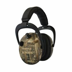 New Proears Stalker Gold Electronic Hearing Protection And Amplification Earmuff