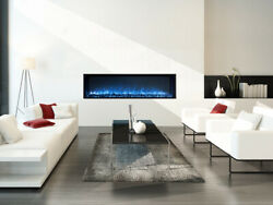 New Modern Flames Landscape 60 X 15 Fullview Built In Electric Fireplace