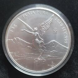 2020 Mexico 1 Kilo Silver Libertad Limited Mintage Of 500 Coins