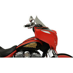14 Tinted Flare Windshield Indian 2014-2019 Chieftain Motorcycle Motorbike