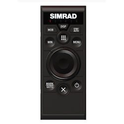 Simrad Op50 Wired Remote Control - Portrait Mount 000-12364-001
