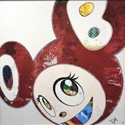 Takashi Murakami Posters And Then 6 Red Dots Super Flat Method / Edition 300