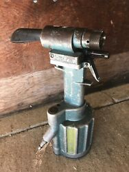 Huck Riveter Rivet Gun 225 Lockbolt Tool Good Used Pneumatic Tested Working 4