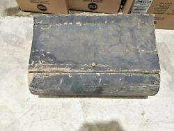 1900-1907 Early Automobile Front Nose Trunk Hood Ford Stanley Lane Runabout Rare
