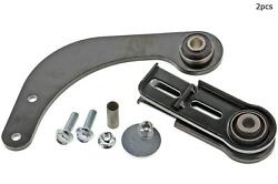 For Ford Fusion Lincoln Mkz Rear Upper Set Of 2 Lateral Arm Mevotech Cms401245