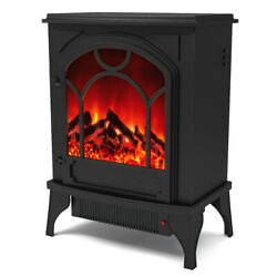 Regal Flamearies Electric Fireplace Free Standing Portable Space Heater Stove