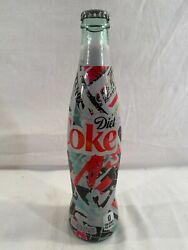 Collectible It's Mine Diet Coke Coca Cola Bottle 12 Oz Wrapped Unopened