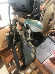 Foley Belsaw Handsaw Tooth Filer Setter And Straightening Machineandnbsp