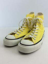 Converse 28cm Ylw Yellow Size 28cm Fashion Sneakers 718 From Japan