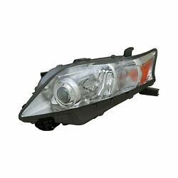For Lexus Rx350 10-12 Lx2502148 Driver Side Replacement Headlight Brand New