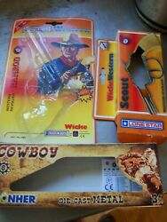 Vintage Cap Gun Boxes And Package Lot