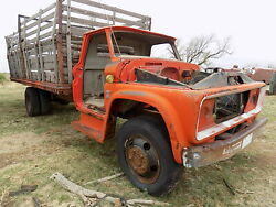 Oem 1964-66 C50 Chevrolet Truck Cab And Front Clip