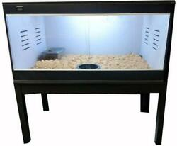 STAND for Reptile Cage Critter Condo Bearded Dragon fits 48quot; cage NEW