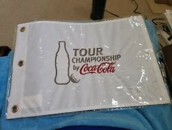 East Lake Golf Club Hosts The Tour Championship Undated Pin Flag Fedex Cup Rare