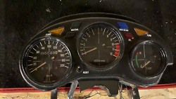 Yamaha Rd350 Lc Instruments Panel