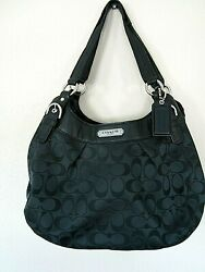 Coach Soho Hobo Bag K1261 F22508 Leather top straps $119.00